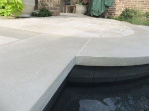 Select Pool Services Swimming Pool Coping Repair Dallas Plano