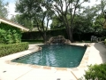 Inground Gunite Swimming Pool Remodel and Renovate Dallas Plano