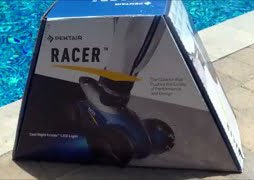 Pentair manufactures serveral types of automatic swimming pool cleaners but the Racer is the one Select Pool Services of Carrollton and Dallas Texas