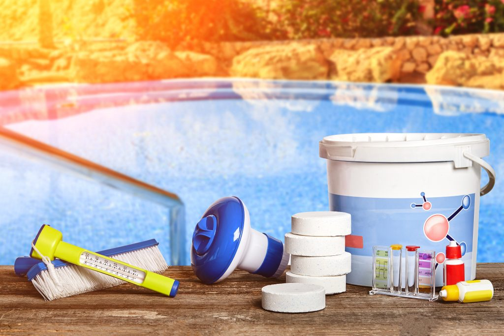 How to Check Pool Chemical Levels